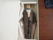 ~JAMES CAGNEY DOLL~MINT IN BOX~BY EFFENBEE~ in Lockport, Illinois