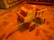 Wooden Buckboard WAGON in Houston, Texas