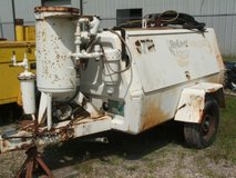 Gas - Air Compressor/Sand Blaster in Conroe, Texas
