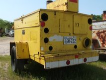 86 Hesco Mobile Generator/Blower in Conroe, Texas