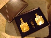 "Father's Day Men's Cologne Gift Set By ""Paul Sebastian"" - In Leather Box in Houston, Texas"