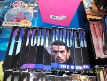 Entire Highlander Series 1-6 with 4 bonus tapes in Naperville, Illinois