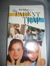 Disney's The Parent Trap VHS in Columbus, Georgia